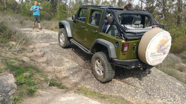 Jeep Off-Road Experience