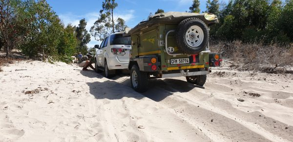e-on-One 4x4 Driving Course