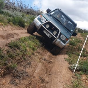 Couples 4x4 Driving Course