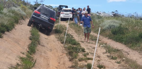 Introduction to 4x4 Driving