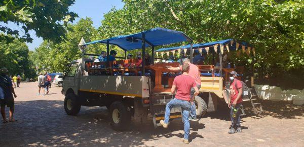 Tin Mine 4x4 Truck Ride