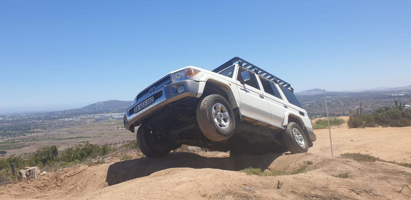 Personalised 4x4 Training
