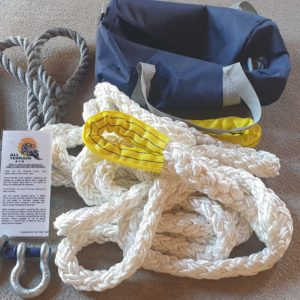 Recovery KineticSnatch Rope Kit